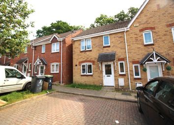 Thumbnail 3 bed terraced house to rent in Merlin Close, Waterlooville