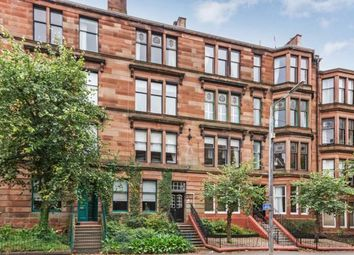 Thumbnail 3 bed flat for sale in Clarence Drive, Hyndland, Glasgow, Lanarkshire