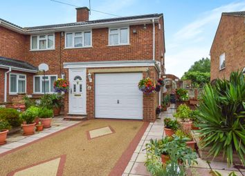 Thumbnail 3 bed semi-detached house for sale in Pine Grove, Woburn Sands, Milton Keynes