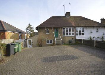 Thumbnail 3 bedroom semi-detached house for sale in Tonbridge Road, Barming, Maidstone