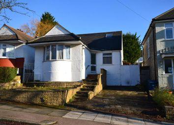 Thumbnail 3 bed detached bungalow for sale in Milton Avenue, Barnet