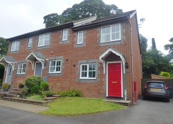 Thumbnail 2 bed end terrace house for sale in Hunters Ridge, Tonna, Neath .