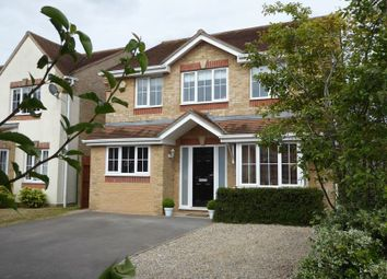 Thumbnail 4 bed detached house for sale in Germander Way, Bicester