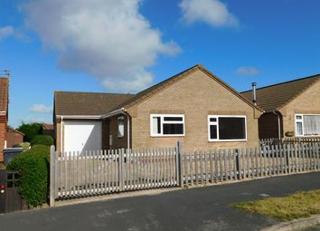 Thumbnail 2 bed detached bungalow for sale in Andrew Avenue, Chapel St. Leonards, Skegness