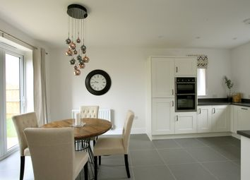 Thumbnail 5 bed detached house for sale in Clarendon Place, Petersfinger, Salisbury