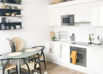Thumbnail 1 bed flat to rent in Horn Lane, London