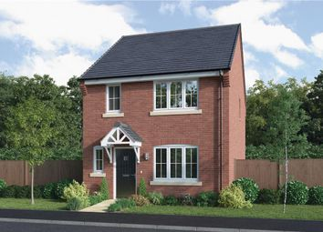 "Thumbnail 3 bed detached house for sale in ""Tiverton"" at Hendrick Crescent, Shrewsbury"