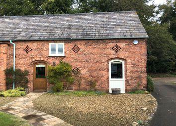 Thumbnail 2 bed barn conversion to rent in Burton, Tarporley