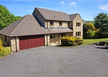 Thumbnail 4 bed detached house for sale in Prince Wood Lane, Birkby, Huddersfield