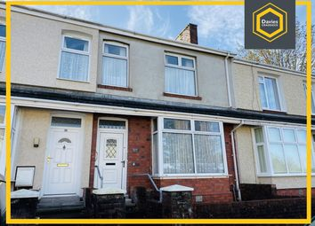 Thumbnail 3 bed terraced house for sale in Cedric Street, Llanelli