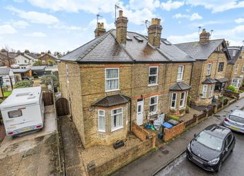 Thumbnail 3 bed semi-detached house for sale in Staines Upon Thames, Surrey