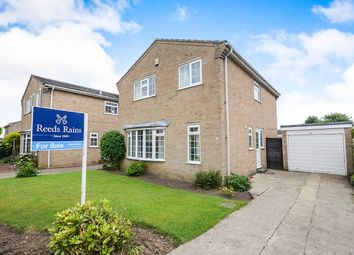 Thumbnail 4 bed detached house for sale in Horsfield Way, Dunnington, York