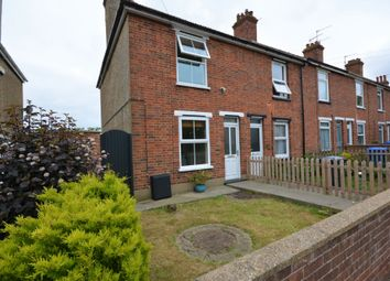 Thumbnail 2 bed end terrace house for sale in Somerton Avenue, Lowestoft