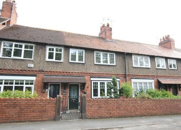 Thumbnail 2 bed terraced house for sale in Well Lane, Ness, Neston, Cheshire