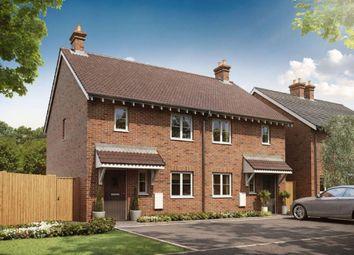 Thumbnail 3 bed semi-detached house for sale in Hop Bine Drive, Waterbeach, Cambridge