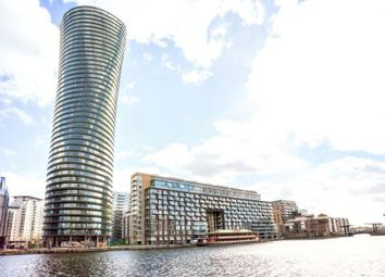 Thumbnail 2 bed flat to rent in Arena Tower, Isle Of Dogs, London