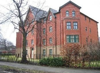Thumbnail 2 bed flat to rent in Hadfield Close, Victoria Park