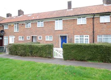 Thumbnail 3 bed terraced house to rent in South Close, Crawley