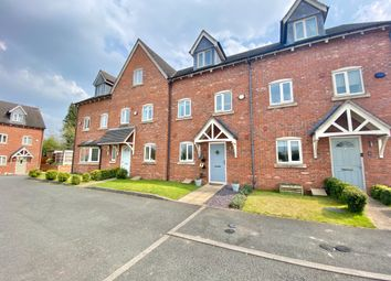 Marley Grove, Whitchurch SY13. 3 bed town house for sale