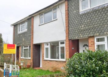 Thumbnail 2 bed terraced house to rent in Didcot, Oxfordshire, Didcot, Oxfordshire