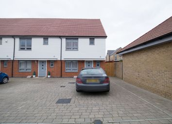 Thumbnail 3 bed end terrace house to rent in Rupert Turrall Place, Ashford