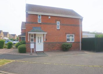 Thumbnail 3 bedroom detached house to rent in Lady Margarets Avenue, Deeping St. James, Peterborough