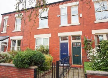 Thumbnail 3 bed terraced house for sale in Richmond Road, Heaton Mersey