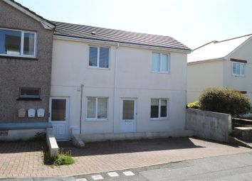 Thumbnail 2 bed flat for sale in Linden Avenue, Newquay
