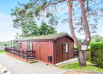 Thumbnail 2 bed mobile/park home for sale in Matchams Lane, Hurn, Christchurch