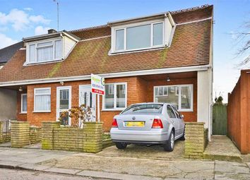 Thumbnail 2 bedroom semi-detached house for sale in Brunswick Avenue, New Southgate