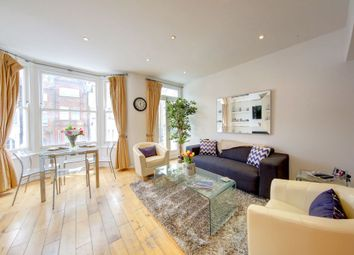 Thumbnail 1 bed flat to rent in Leathwaite Road, Battersea