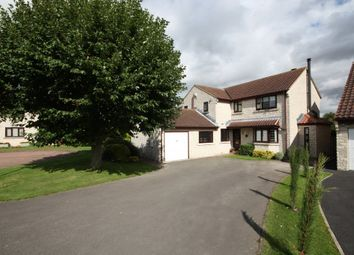 Thumbnail 4 bed detached house to rent in Hillside Close, Hillam, Leeds