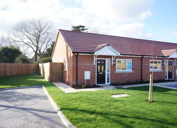 Thumbnail 1 bed terraced bungalow for sale in Granary Close, Earsham, Bungay
