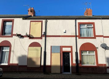 Thumbnail 2 bed terraced house for sale in 33 Dent Street, Hartlepool, Cleveland