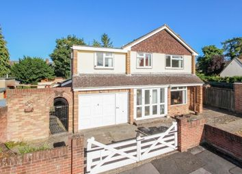 Thumbnail 4 bedroom detached house for sale in Cornwallis Close, Oxford
