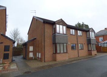 Thumbnail 2 bedroom flat for sale in Nant Court, Park Road, Coedpoeth, Wrexham