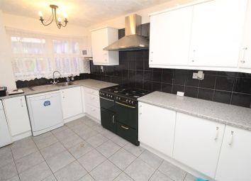 Thumbnail 3 bed detached house to rent in Pinders Croft, Greenleys, Milton Keynes