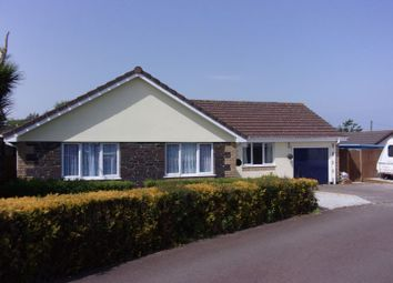 Thumbnail 4 bed detached bungalow for sale in Longfield Drive, Camelford