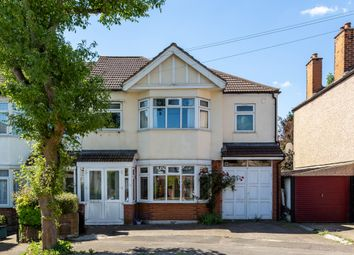 Thumbnail 4 bed semi-detached house for sale in Elmhurst Drive, London