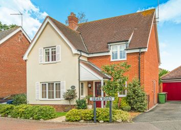 Thumbnail 4 bed detached house for sale in Deas Road, South Wootton, King's Lynn