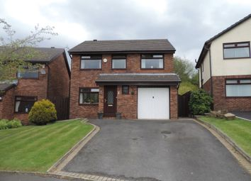 Thumbnail 4 bed detached house for sale in Highfield Drive, Royton, Oldham