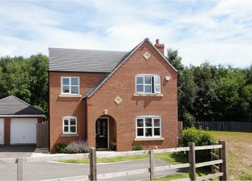 Thumbnail 4 bed detached house for sale in Owston Road, Nottingham