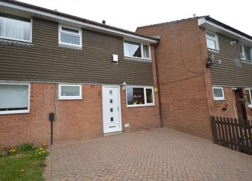 Thumbnail 3 bed terraced house for sale in Queens Drive, Enderby, Leicester
