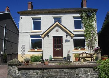 Thumbnail 4 bedroom detached house for sale in Maes Gwyn, 67 Heol Tawe, Abercrave, Swansea.