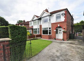 Thumbnail 3 bed semi-detached house for sale in Carnforth Road, Heaton Chapel, Stockport, Cheshire