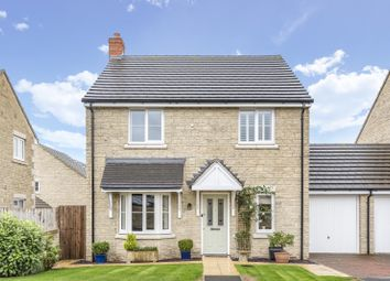 Thumbnail 4 bed link-detached house for sale in Rock Road, Carterton, Oxon