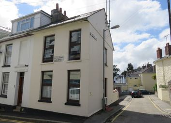 Thumbnail 3 bed end terrace house for sale in Coulsons Buildings, Penzance