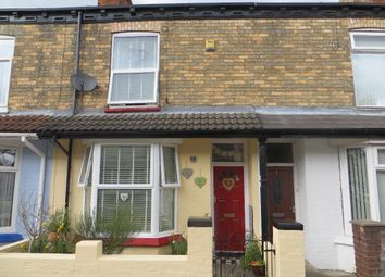 Thumbnail 2 bedroom terraced house for sale in Lowther Street, Hull, East Yorkshire