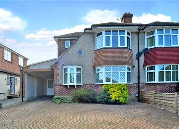 3 bed semi-detached house for sale in Greenhayes Avenue, Banstead, Surrey SM7