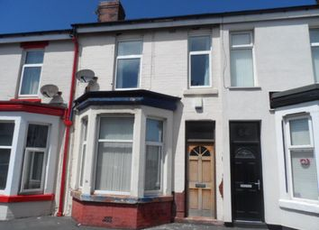 Thumbnail 2 bed terraced house for sale in Ribble Road, Blackpool